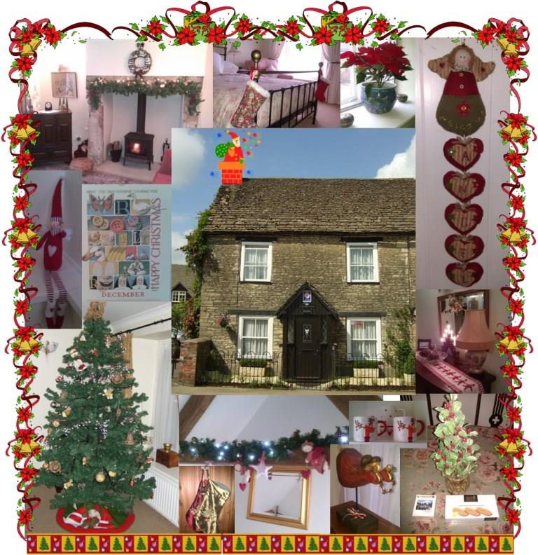 Lantern House Holiday Cottage In The Cotswolds Festive